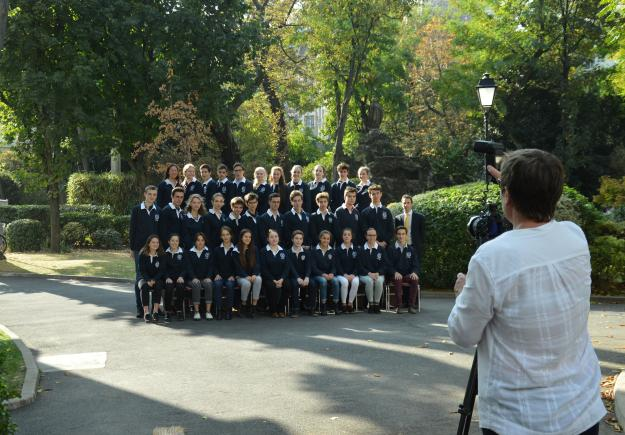 Collège Stanislas - Photo de classe