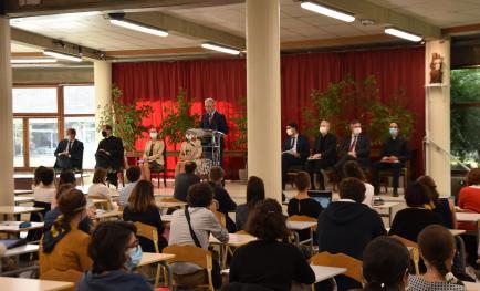 Collège Stanislas, rentrée 2020