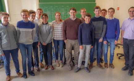 Collège Stanislas - Atelier Robotique