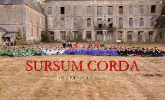 Collège Stanislas - Puy du Fou garçon 2018