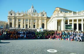Les filles à Rome