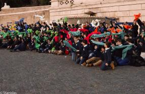 Collège Stanislas - Voyage à Rome 2018