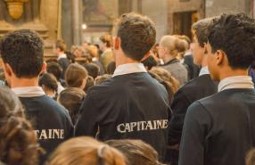 Messe de rentrée du Collège Stanislas