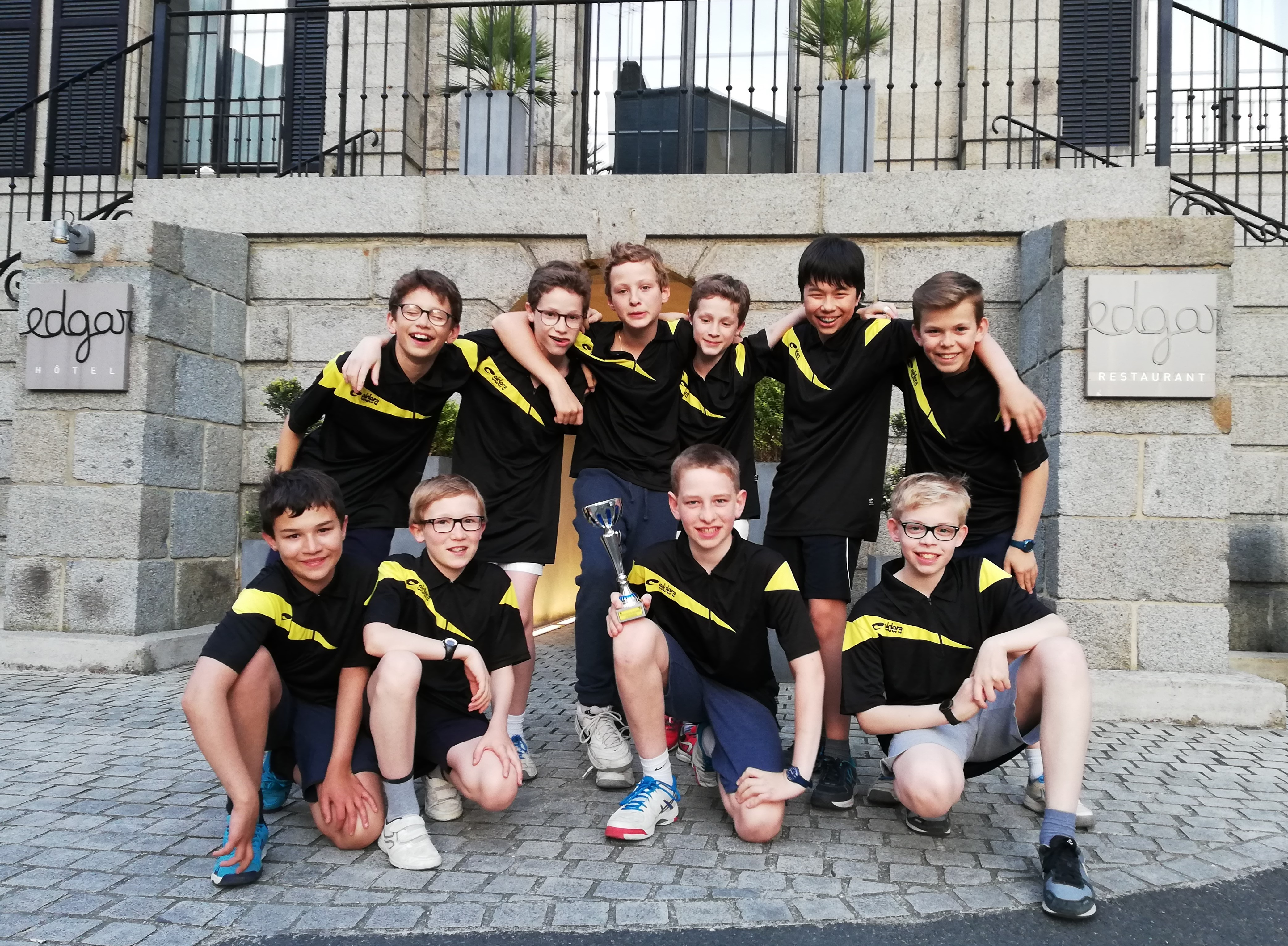 Tennis de table - Collège Stanislas