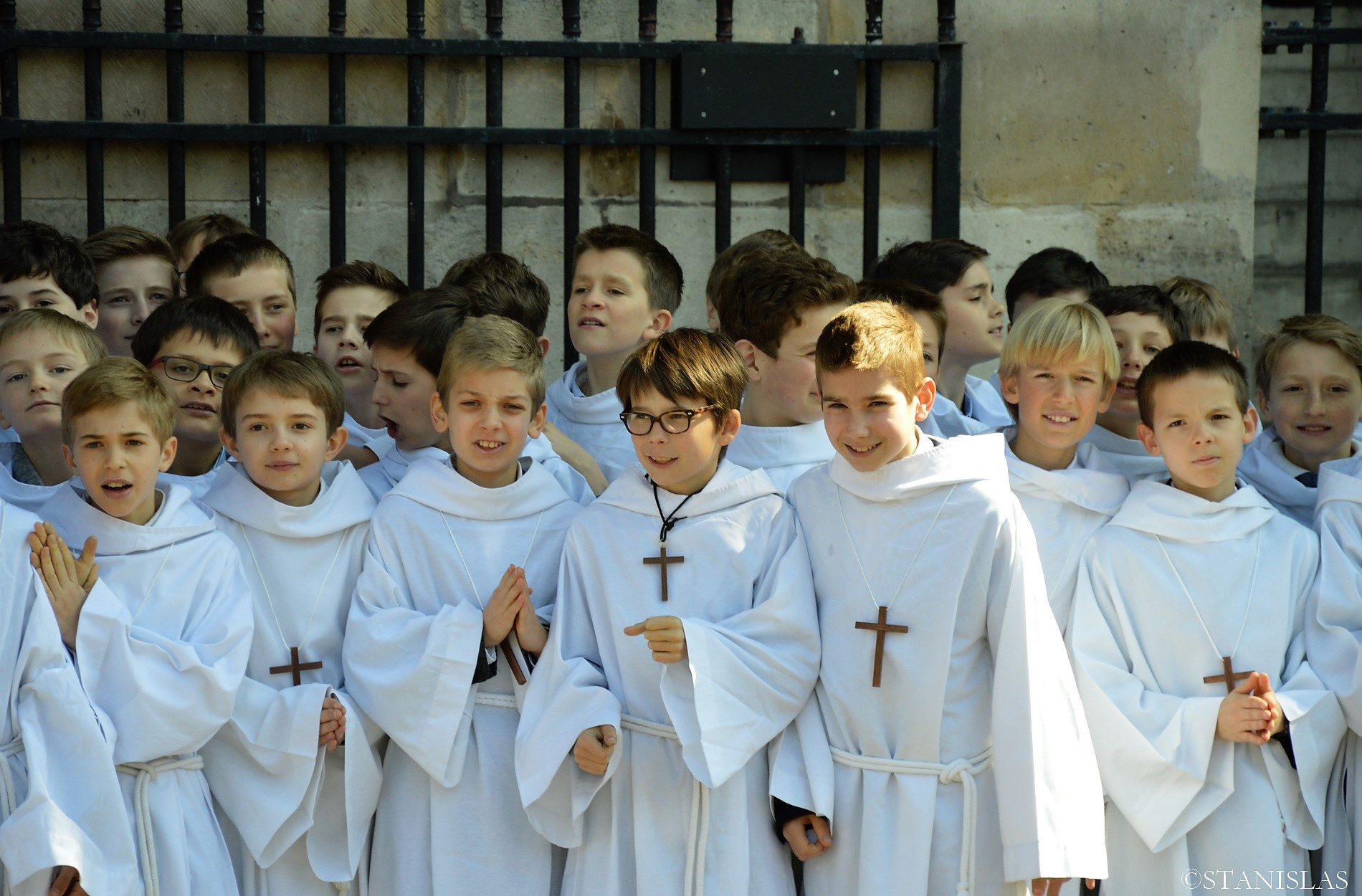 Vie spirituelle collège Stanislas